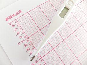 妊娠超初期の体温は日中下がる!基礎体温の正しい測り方とは?
